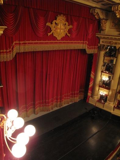 La Scala stage