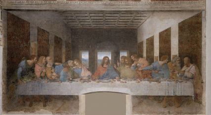 Leonardo da Vinci - The Last Supprt
