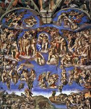 Michelangelo - Last Judgement