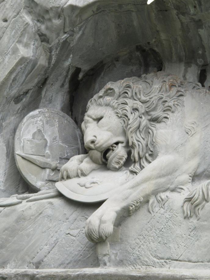 Aslan in Lucerne