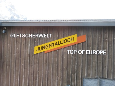 Highest train line in Europe in altitude & price!