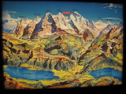 Jungfrau area