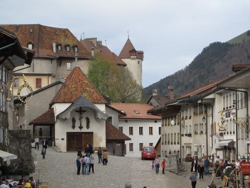 Town of Guyeres